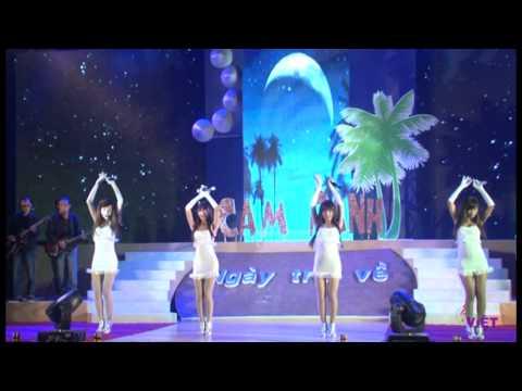 Giai Dieu Viet 5 - Mot vi sao dem - Nhom Piano