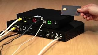 podłączenie Orange TV w wersji satelitarnej z modemem Livebox 3.0