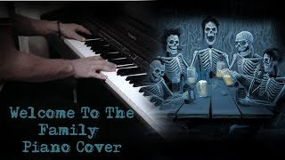 Avenged Sevenfold - Welcome To The Family - Piano Cover
