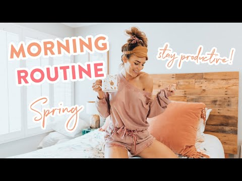 How you can Set up a Healthy Morning Routine