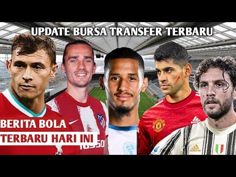 Berita Bola Terbaru Hari Ini \u0026 Transfer Pemain Resmi 2021 ~ Juventus, Barcelona, Manchester United