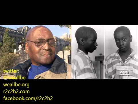 George Stinney, Jr.'s Cellmate Wilford 'Johnny' Hunter Speaks...70 Years Later!!!