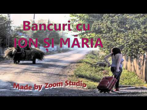 BANCURI DEOCHEATE CU ION SI MARIA, 2014
