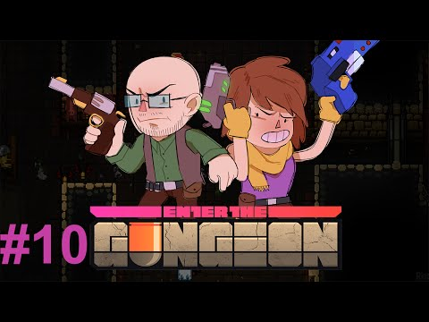 Enter the Gungeon Co-op with Northernlion [Episode 10]