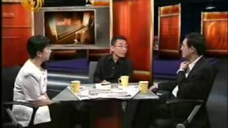 锵锵三人行2008年10月06日C-朱天文:我心中的胡兰成