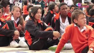 Recuperación del  espacio Colegio Alemania Solidaria