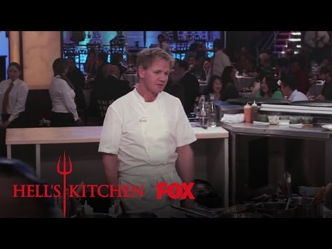 Holly Marie Combs Reacts To Gordon's Rage  Season 12 Ep. 6  HELL'S KITCHEN