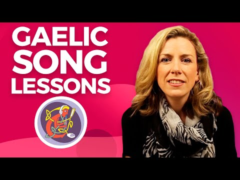 Gaelic Singing Lesson: Deoindí + Learn Irish through Song with Muireann Nic Amhlaoibh  WWWOAIMIE