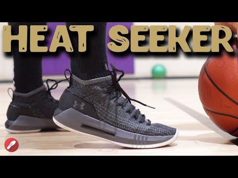 Under Armour Heat Seeker Performance Review!