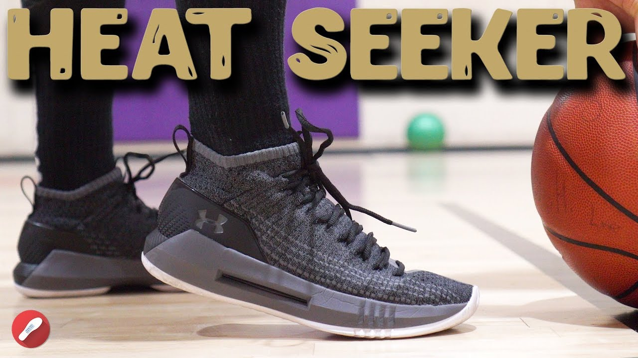 Under Armour Heat Seeker Performance Review Youtube