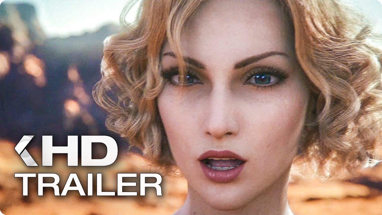 STARSHIP TROOPERS: Traitor of Mars Trailer 2 (2017)