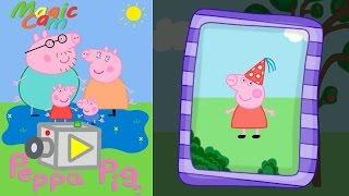 Peppa Pig Magic Photo Camera