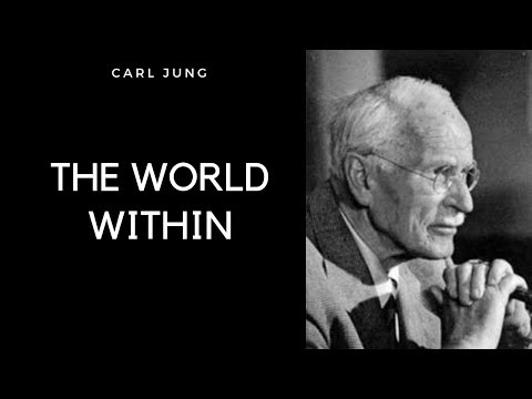Carl Jung Talk - The World Within. The Power Of Imagination.