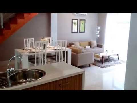 """Maqna Residence"" Duplex/ Loft Apartment For Sale @ West Jakarta"