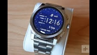 Michael Kors Access Grayson Smart Watch review Most Stylish OS Watch