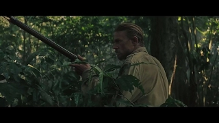 The lost city of Z Movie Trailer 2017