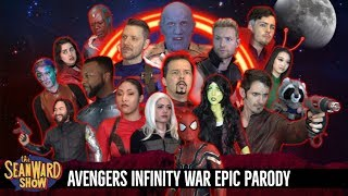 Download AVENGERS INFINITY WAR - Epic Parody Movie - The Sean Ward Show Mp3 and Videos
