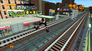 PS3 Longplay [032] Jet Set Radio HD