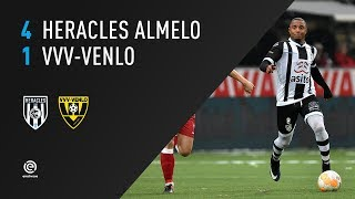 Heracles Almelo - VVV-Venlo | 02-12-2018 | Samenvatting