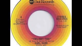 Watch Carl Mann Twilight Time video