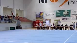8th Grand Prix of Poland (Rzezsow/Lancut) 2016. Женская группа 12-18 лет