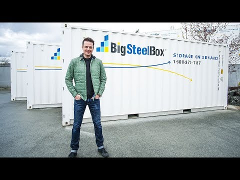 Todd Talbot: How BigSteelBox Moving Service Works