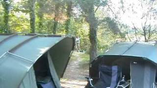 Carp Fishing at Mayflower Lake