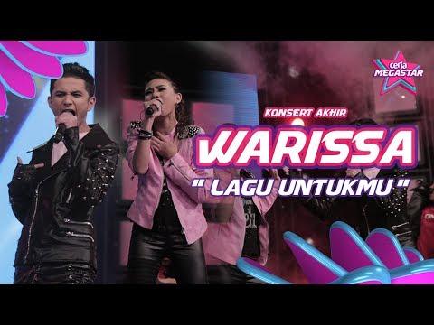 Gandingan Warissa Wafiy & Erissa raih UNDI dengan Lagu Untukmu | Meet Uncle Hussain | Ceria Megastar