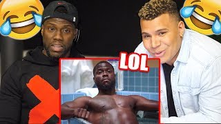 KEVIN HART REACTS TO KEVIN HART!!