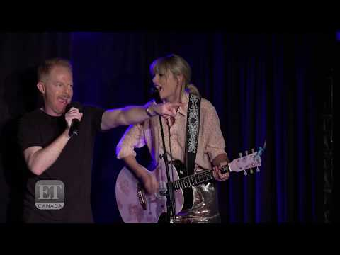 Courtney and KISS in the Morning - Taylor Swift Gives A Surprise Performance at LGBTQ Landmark Stonewall Inn
