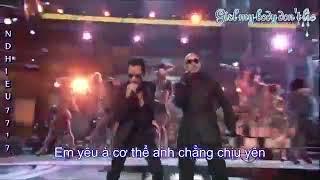 Vietsub   Lyrics Pitbull ft Marc Anthony   Rain Over Me Latin Grammys 2011   YouTube flv