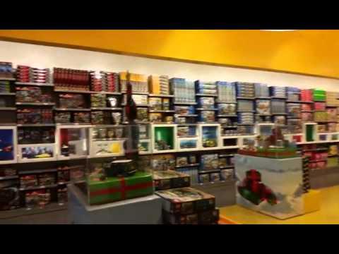 Freehold Lego Store - YouTube