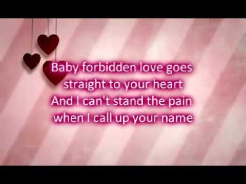 The Wanderer - Forbidden love Lyrics [ost. verbotene liebe]