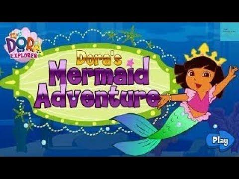 Dora l 39 exploratrice sauve la princesse des neiges animation complet 1 heures jeux ducatif youtube - Dora princesse des neiges ...