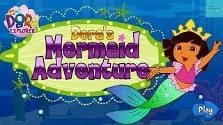 Dora L'exploratrice Sauve La Princesse des Neiges Animation Complet 1 heures Jeux éducatif