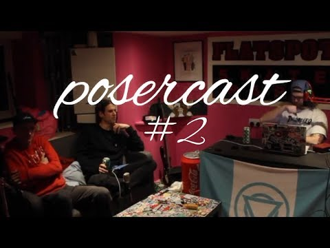 SKATING IN STEEL TOE CAP BOOTS | Posercast #2