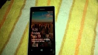 How to Do a Soft reset for the Nokia Lumia 521