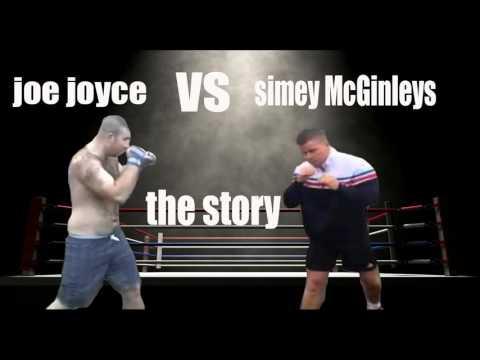 Joe Joyce Vs Simey McGinley-The True Story