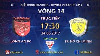 Dong Tam Long An vs CLB TP Ho Chi Minh full match