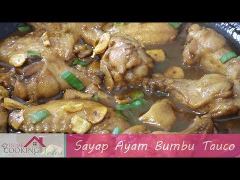 #ResepRamadhan Swike Ayam / Sayap Ayam Bumbu Tauco (Indonesian Fermented Bean Paste) | YESI INTASARI