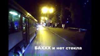Саратов автобус № 90 безпределит на чернышке