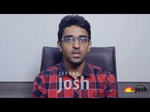 IAS Toppers 2016 Siddharth Jain Rank 13 gave tips for IAS Interview
