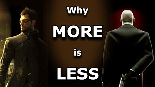 The future of games - why less is more