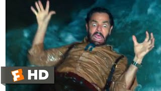 Dora and the Lost City of Gold (2019) - Sluice Gate Slide Scene (5/10) | Movieclips