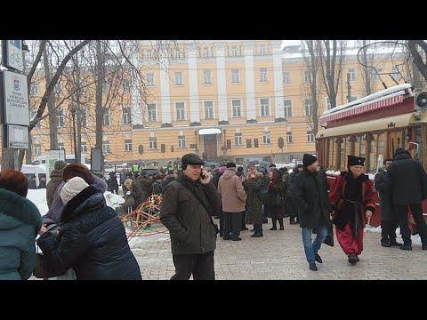 09.03.2018 Киев. Парк Шевченко. Protsenko стрим