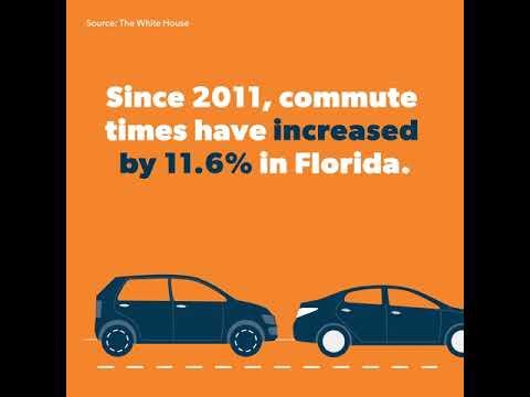 The American Jobs Plan - Bridges in Florida