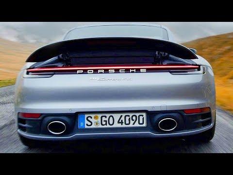 2020 PORSCHE 911 – TYPE 992 – Features, Design, First Drive
