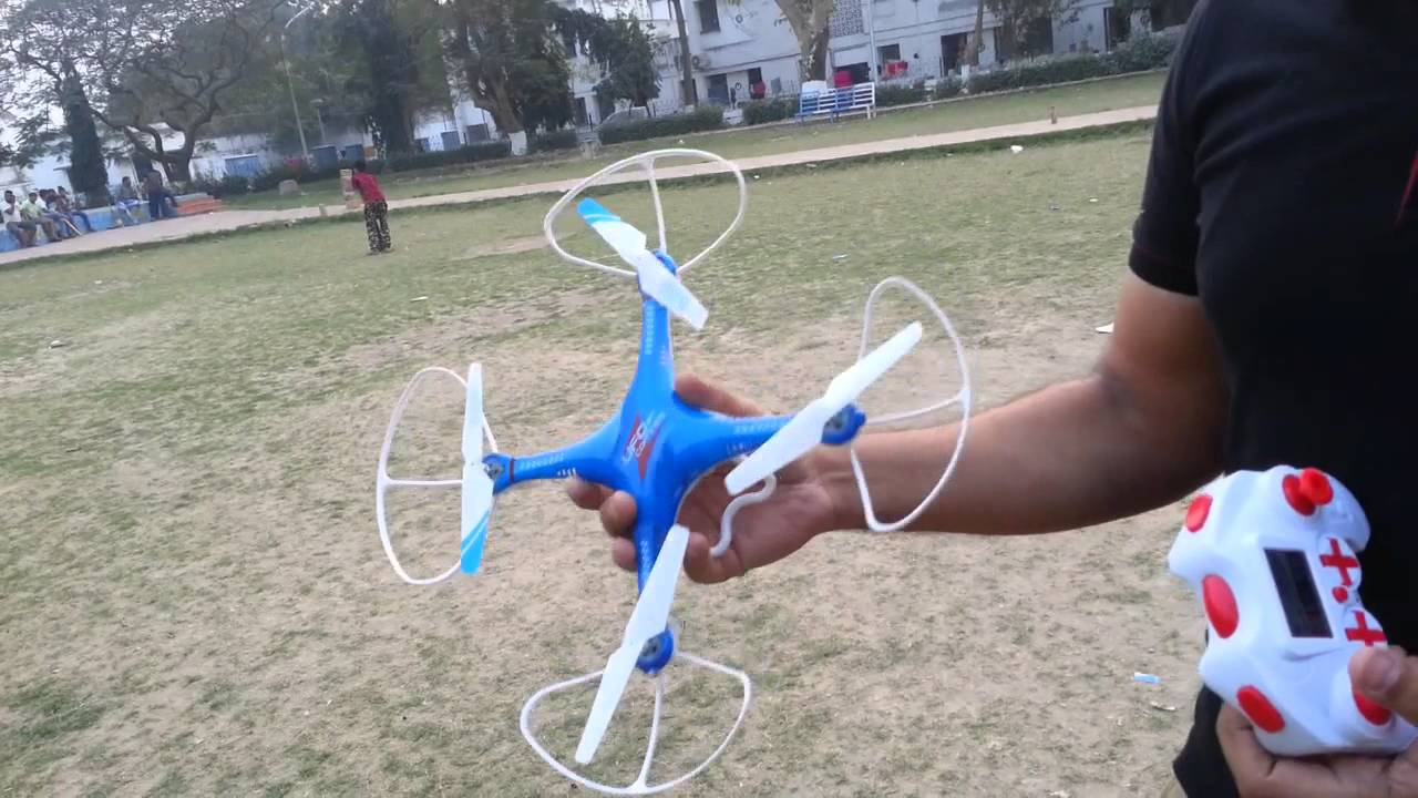 The Cheapest Drone Quad Copter Available In India