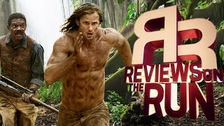 The Legend of Tarzan Movie Review!