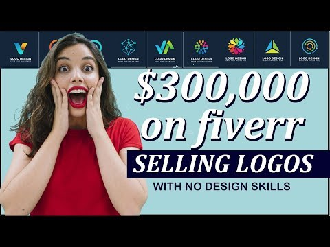 How to Make Money $300,000 on Fiverr with No Skills [2019]